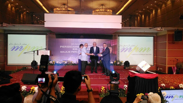 Persidangan Tahunan MPM, Seri Pacific Hotel,