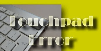Touchpad-Laptop-Error