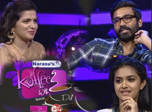Koffee With DD 05-09-2016 Vijay Tv Vinayagar Chathurthi Special 2016