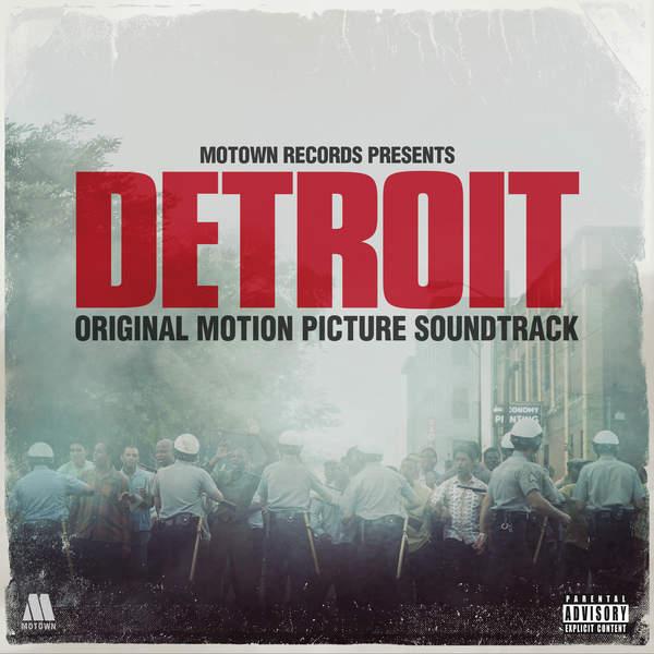Various Artists - Detroit (Original Motion Picture Soundtrack) Cover