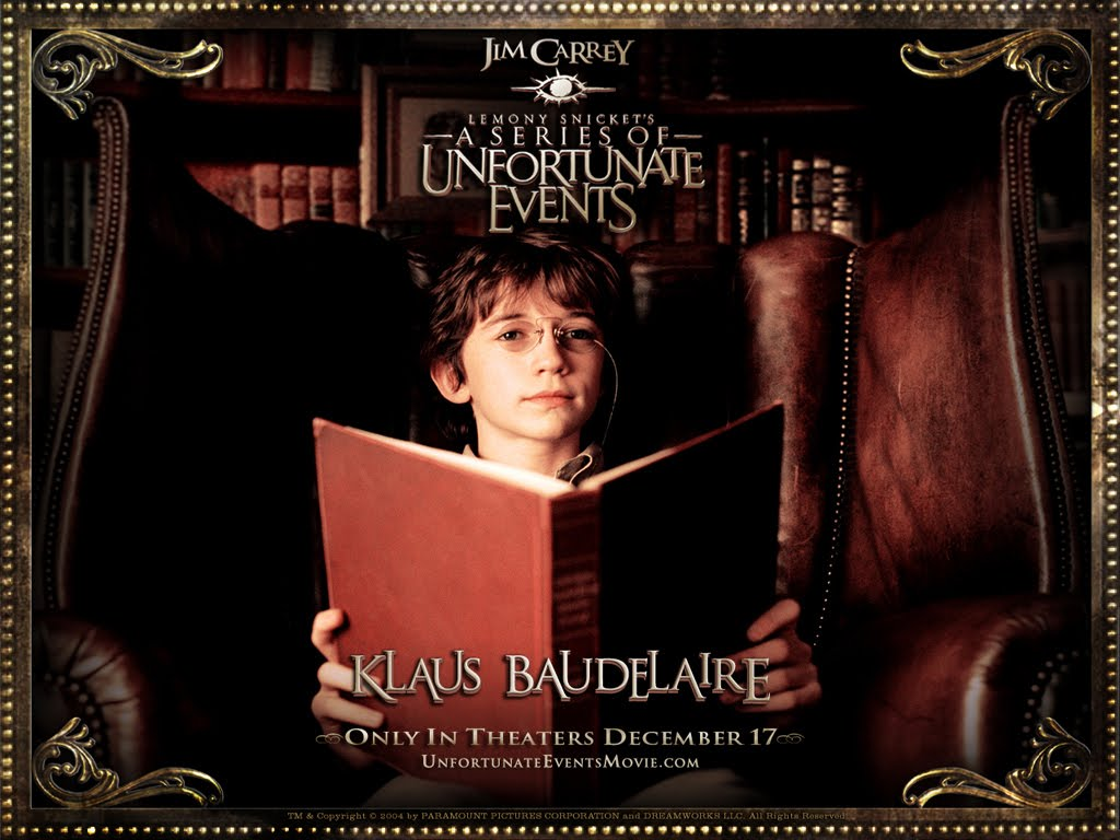 A Series Of Unfortunate Events Wallpaper: Me, MySelf, And I: Liam Aiken