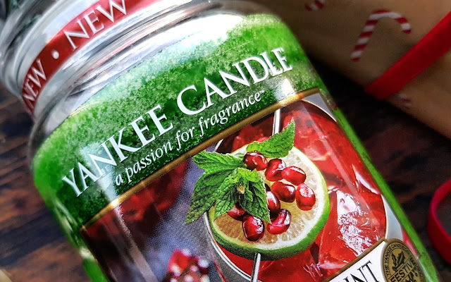 Yankee Candle Cool Christmas Mint. Świąteczne orzeźwienie :) - Czytaj więcej »