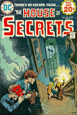House of Secrets #126, haunted house