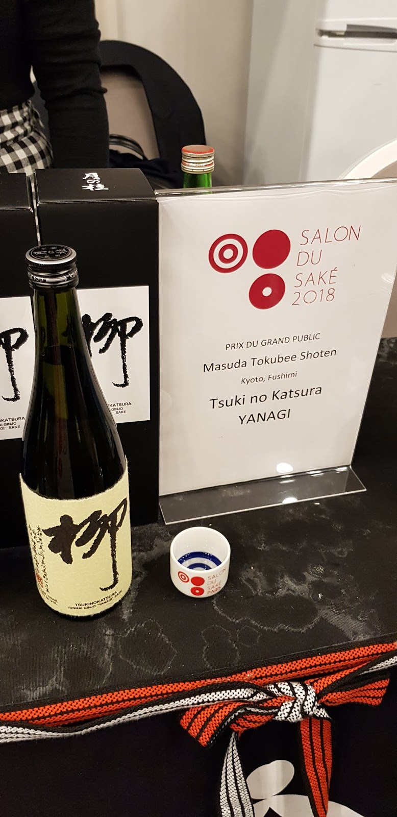Salon du Saké 2018