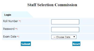 SSC CAPF Answer Key