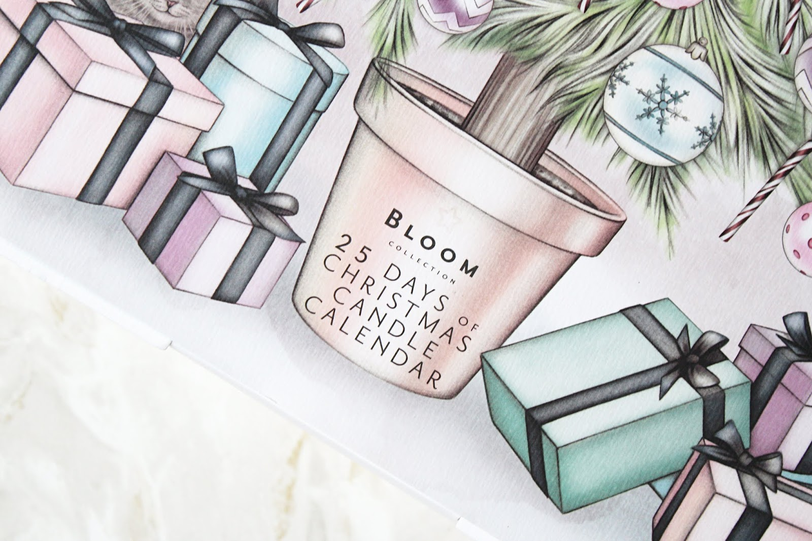 Superdrug Bloom Candle Advent Calendar