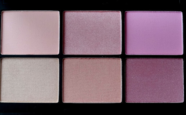 NARSissist Unfiltered II Review, Photos, Swatches