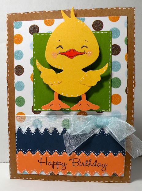 Saxey Design Happy Birthday