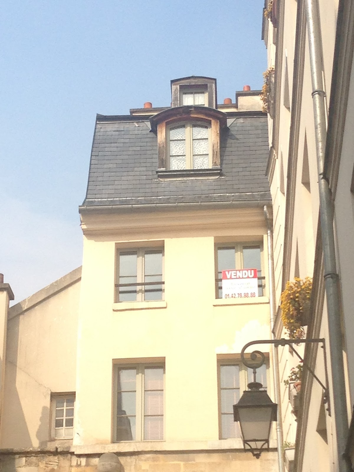 search my home in paris: sell or buy an apartment