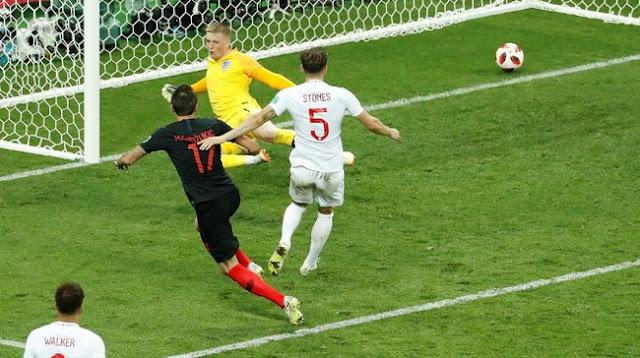 Hasil Pertandingan Piala Dunia 2018: Kroasia Vs Inggris Skor 2-1