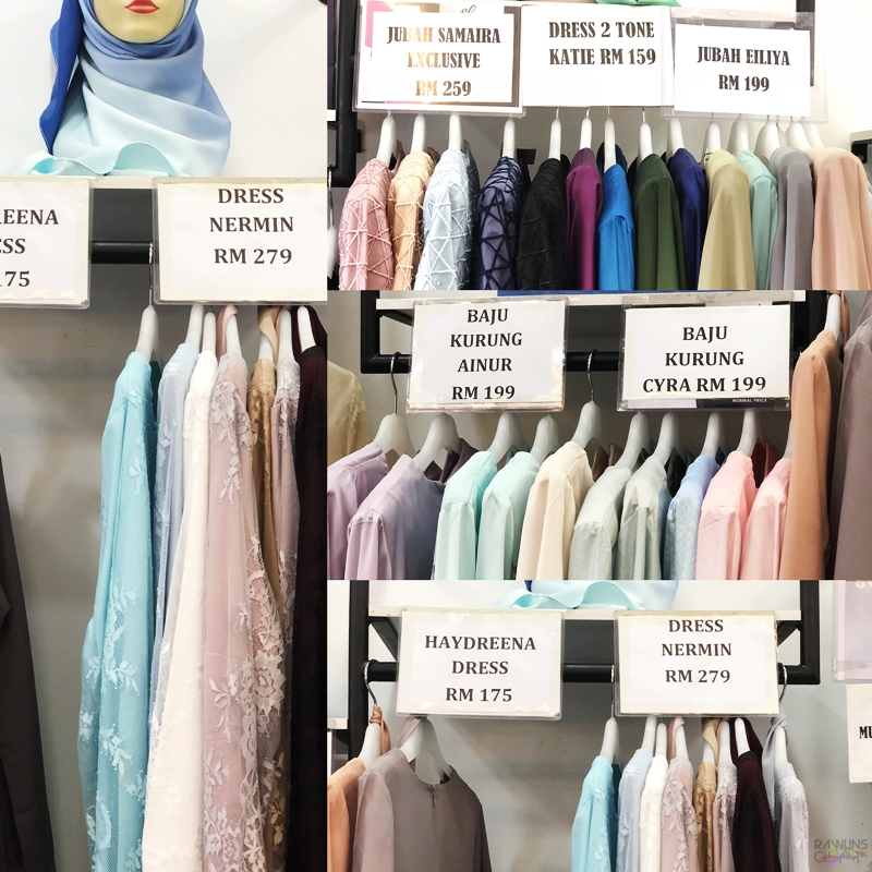 Adawiyah, Aisya, Al-Amein, An-Najwa, Az Zahrah, Beauty by Rawlins, El-Hajj, Haqqi, IzzueExclusive, Jubah, keperluan haji dan umrah, Medisole, Mini, Mukarramah, Nosk, Ramadan Kareem, telekung, Zareeth Zehra, Zulhijjah,