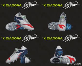 Diadora MW Blushield RB Boots PES 2018