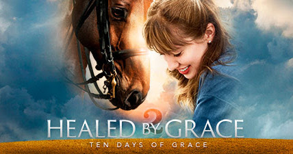 HEALED BY GRACE 2 Review & Giveaway! #HealedByGrace2L3