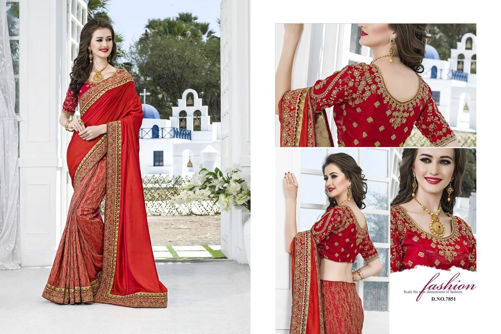Krisha Vol 2 – Indian Women Stylish Designer Saree Buy Online