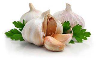 Aturan mengkonsumsi bawang putih