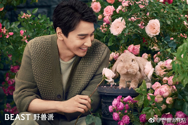 Mark Chao Chinese vday