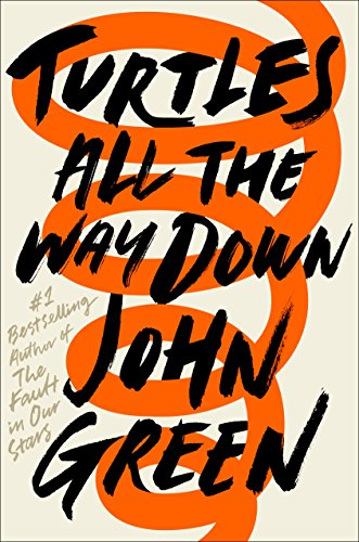 Turtles all the way down book tour author john green