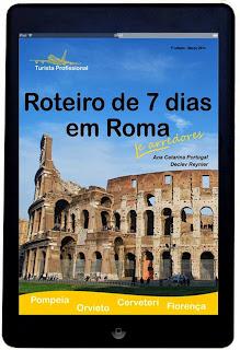 Roteiro de 7 dias em Roma e arredores