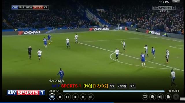 تحديث إضافة NJMsoccer لمشاهدة أفضل القنوات الأجنبية على برنامج KODI