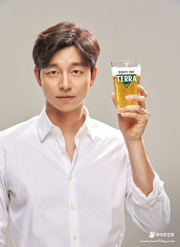 孔劉-TERRA啤酒廣告拍攝-系列花絮照