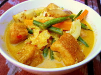 Resep masakan lodeh terong ayam
