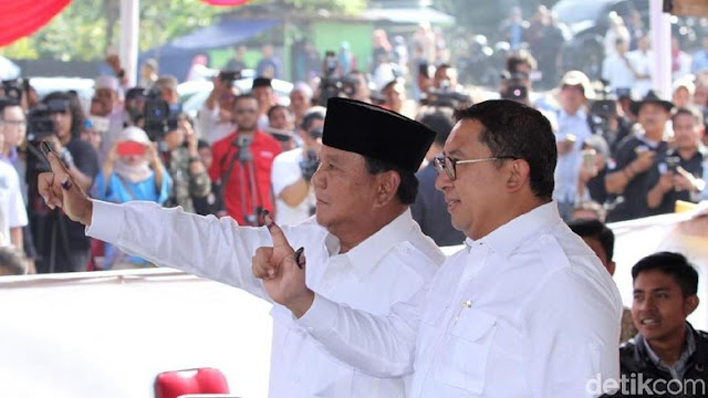 Prabowo: Kita Ingin Indonesia Terhormat