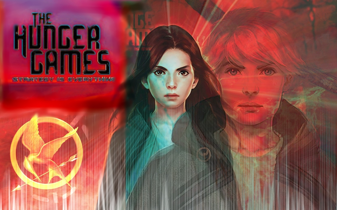 Books Are Magic The Hunger Games The Hunger Games 1