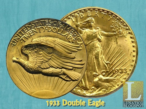 Family Wins Back 1933 Gold Double Eagle Lunaticg Coin