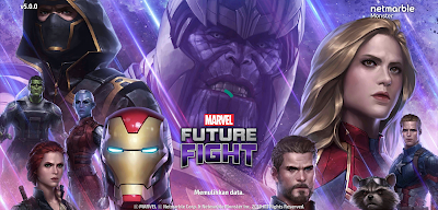 Marvel Future Fight Update Uniform The Avengers Endgame