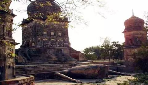 mendak temple