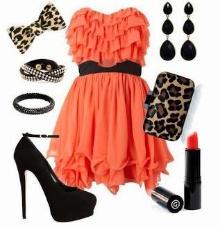 Outfit vestidos de fiesta