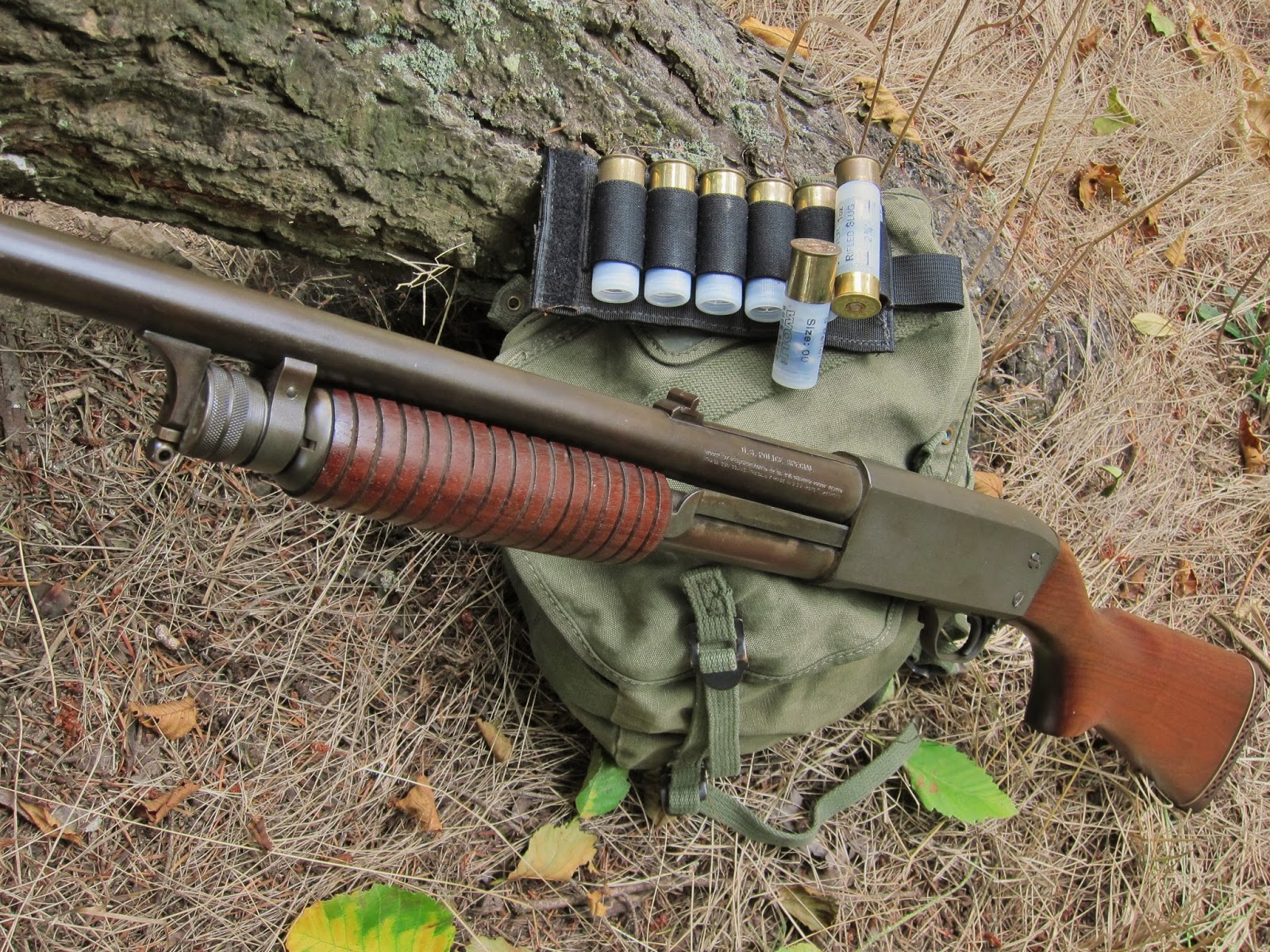 Ithica 37 stock