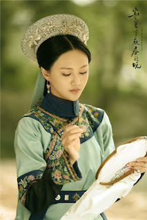 Chronicle of Life (2016 Chinese melodrama) starring Zheng Shuang