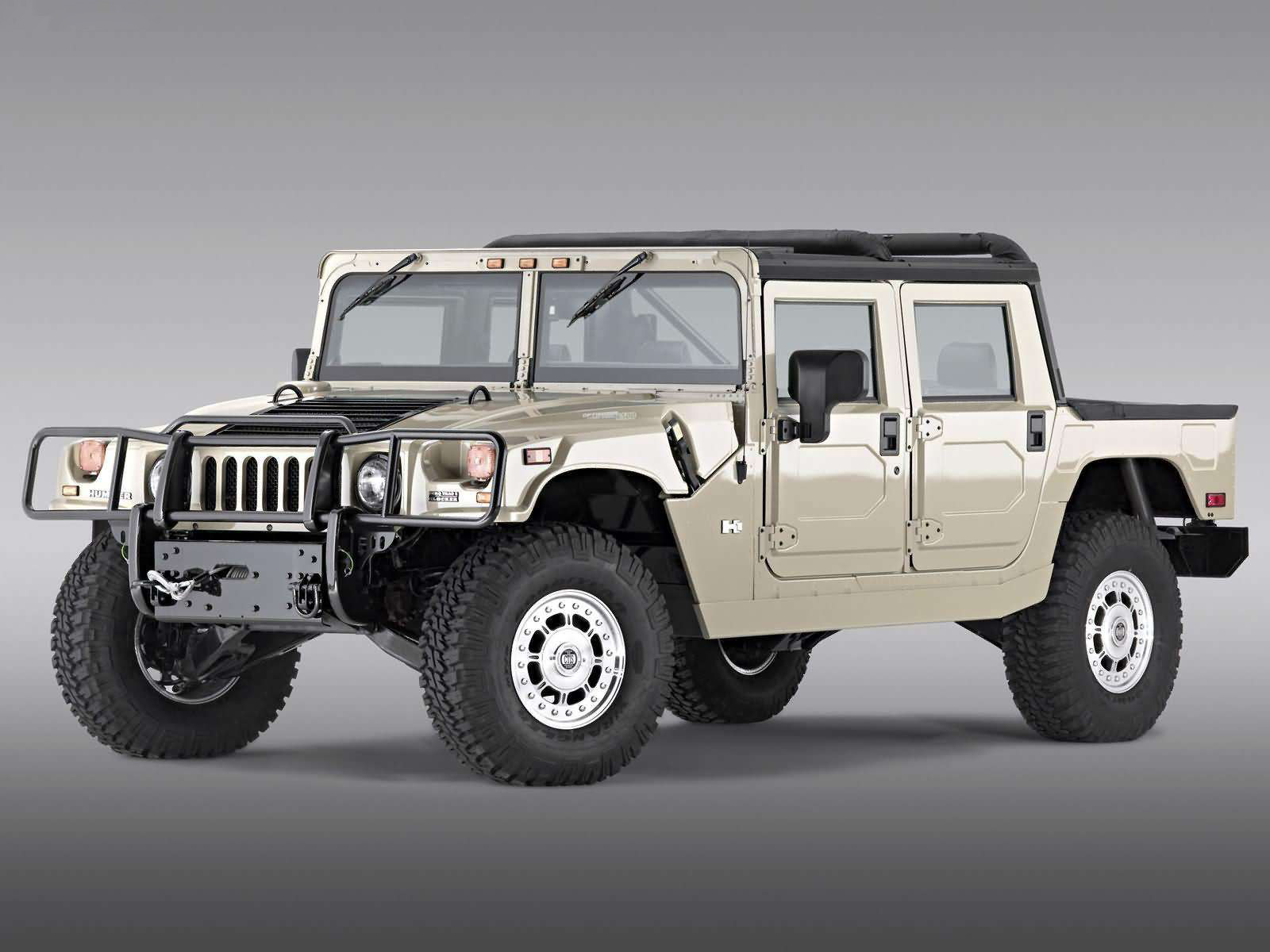 Automotive Database Hummer H1