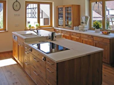 Arbeitsplatte Küche Versiegeln