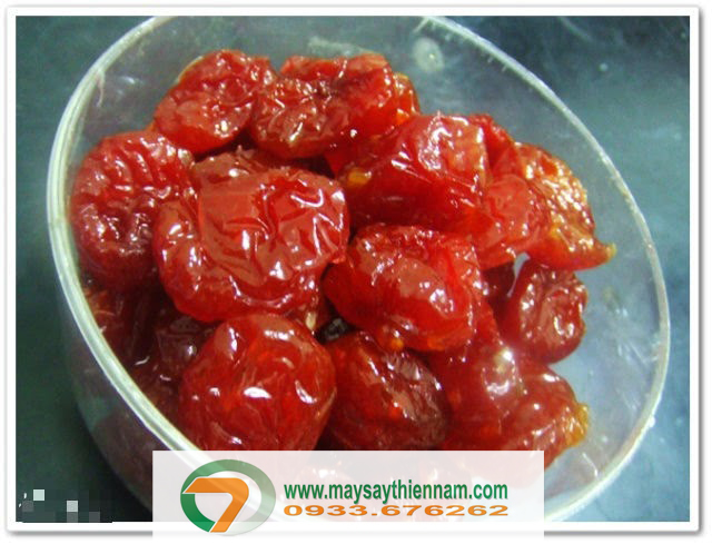 Cà chua sấy dẻo