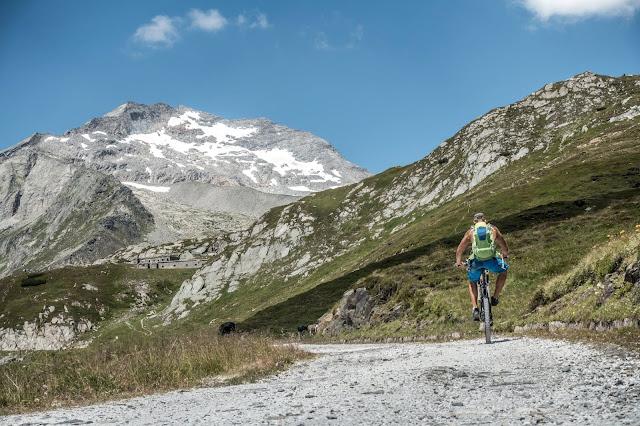 Track GPS Europahütte Mountainbike Sterzing