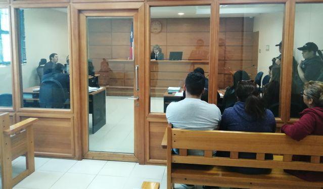 Prisión preventiva para imputados por saqueos en el centro de Valdivia