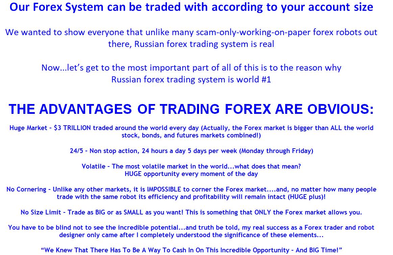 Forex russian ea
