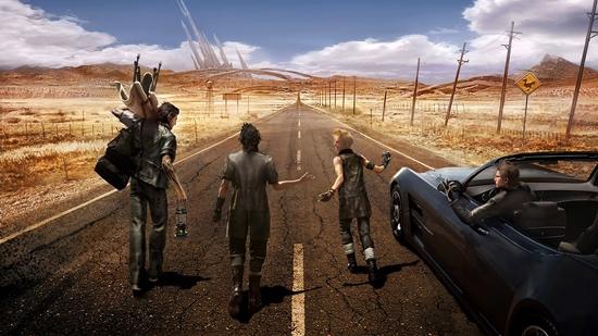 O X I D E Final Fantasy Xv