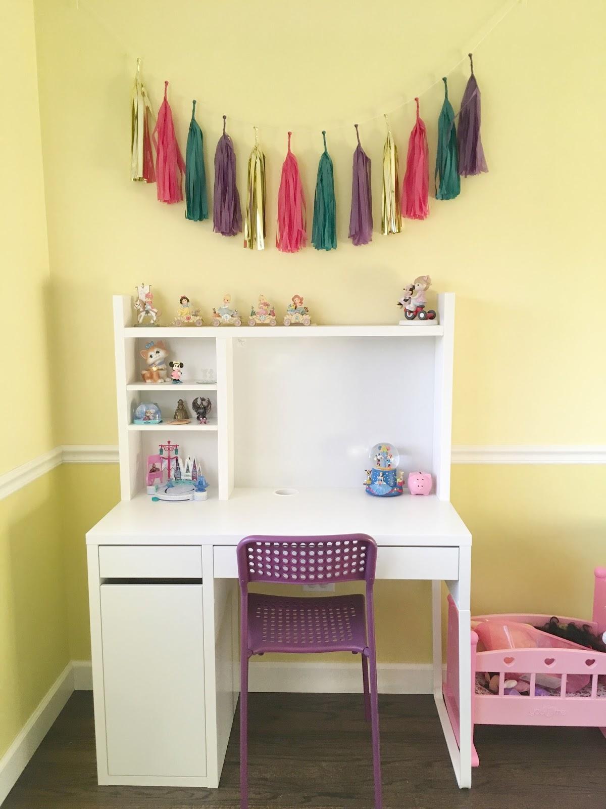 This Happy Life: Ella\'s Big Girl Room {reveal}