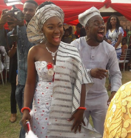 yvonne jegede wedding pictures