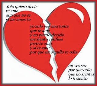 Corazones De Amor Con Frases Tristes Para Compartir Gratis Alin
