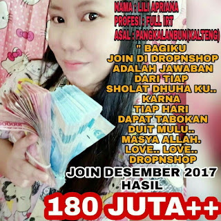 Bisnis  online dropnshop di buka di Malang hub 0813.2666.3434