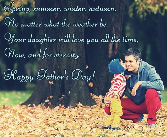 Happy Father's Day Images from Daughter 2017
