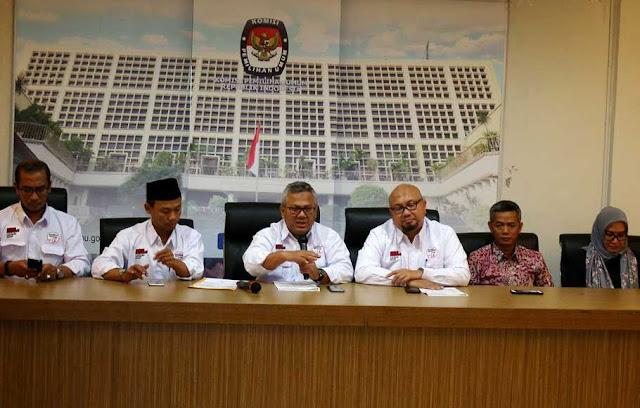 KPU: Kami Tunduk Pada Undang-undang, Tidak pada Hab1b Riz1eq