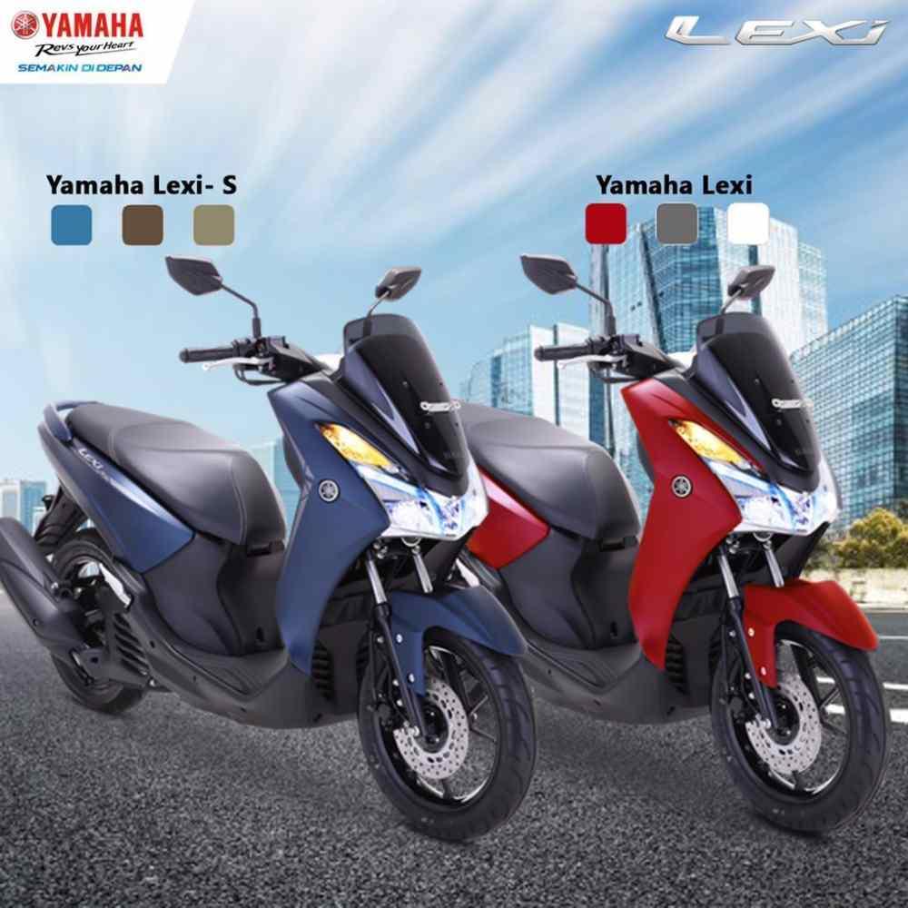Ide 60 Modifikasi Motor Yamaha Lexi Terlengkap Sumped Motor