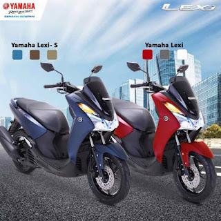 Motor Matic Yamaha Terbaru Saat In