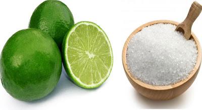 Cách chữa viêm họng bằng chanh và muối