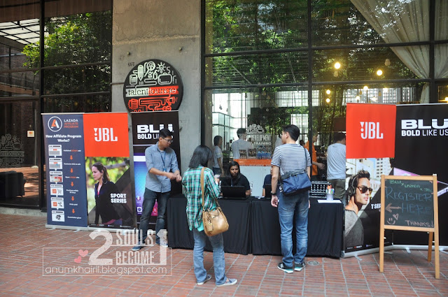 BLU Launches in Malaysia With Lazada Malaysia and JBL.